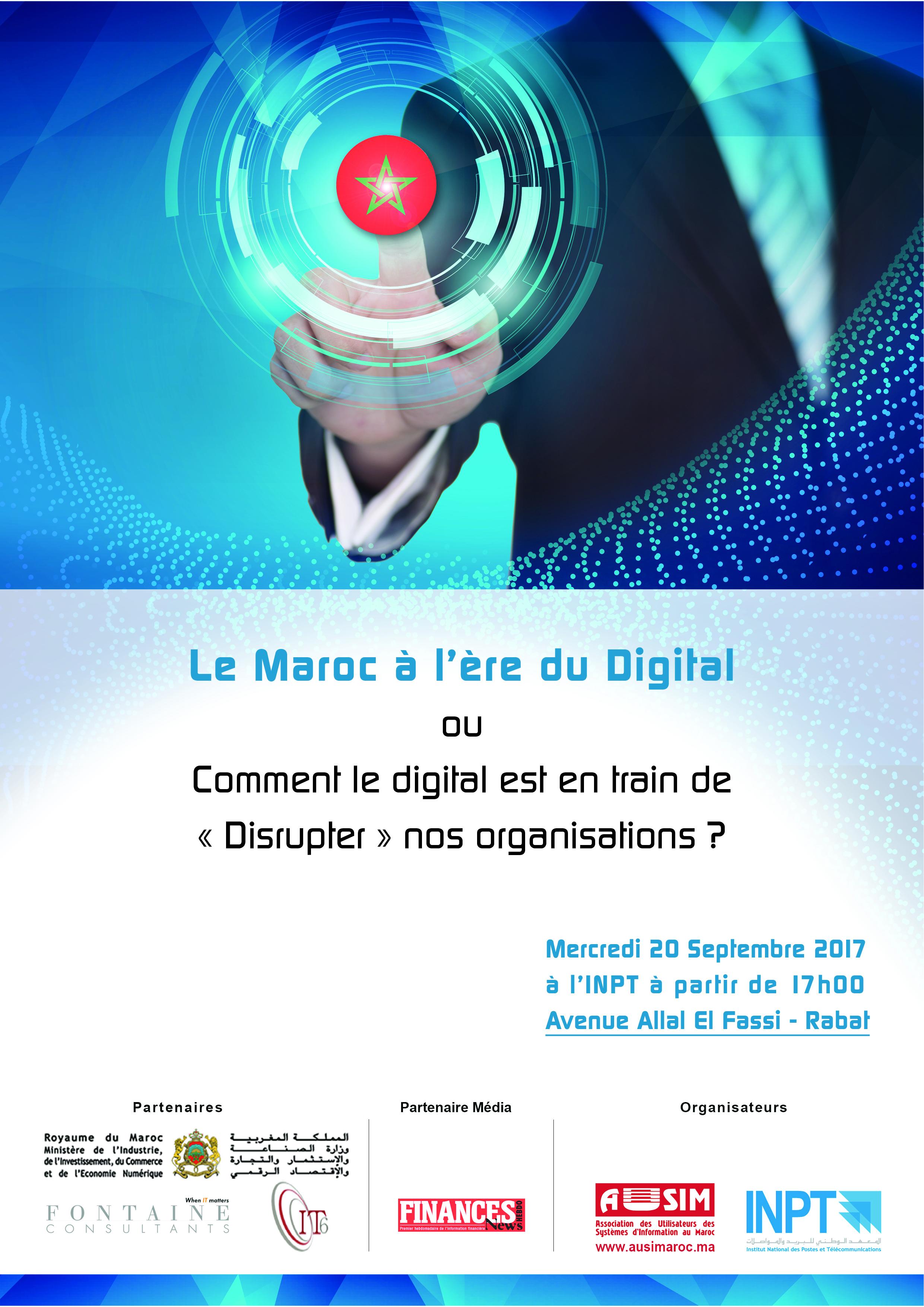 Le Maroc à l'ère du Digital