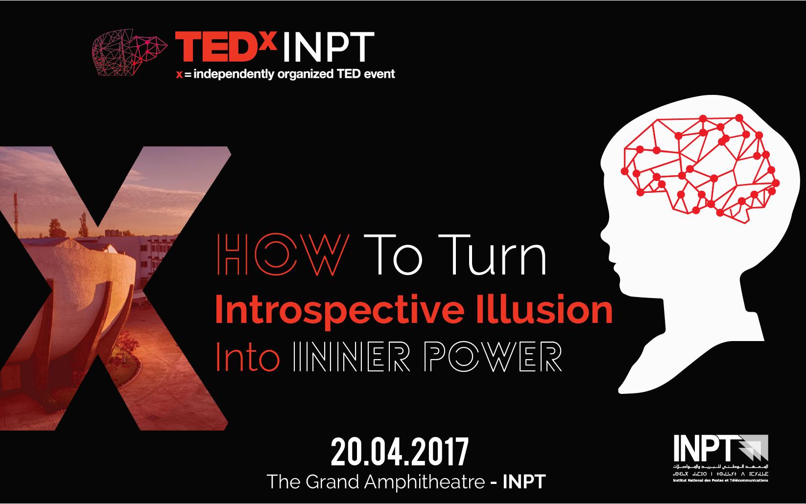 L'INPT organise la 2ème édition de TEDx